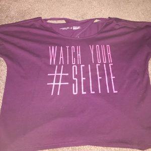 Watch Your Selfie Shirt